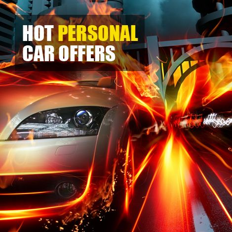 Hot personal Car offers